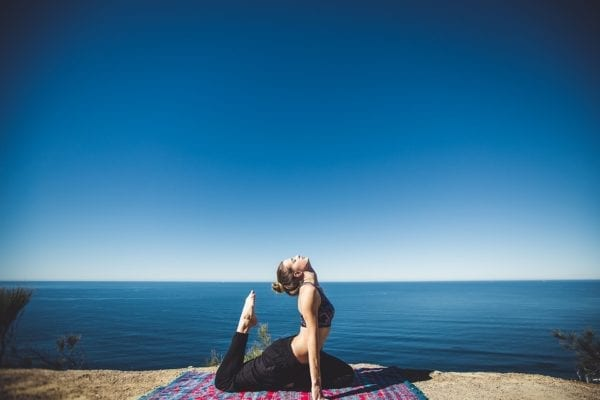 What are the health benefits of doing Yoga in the morning?