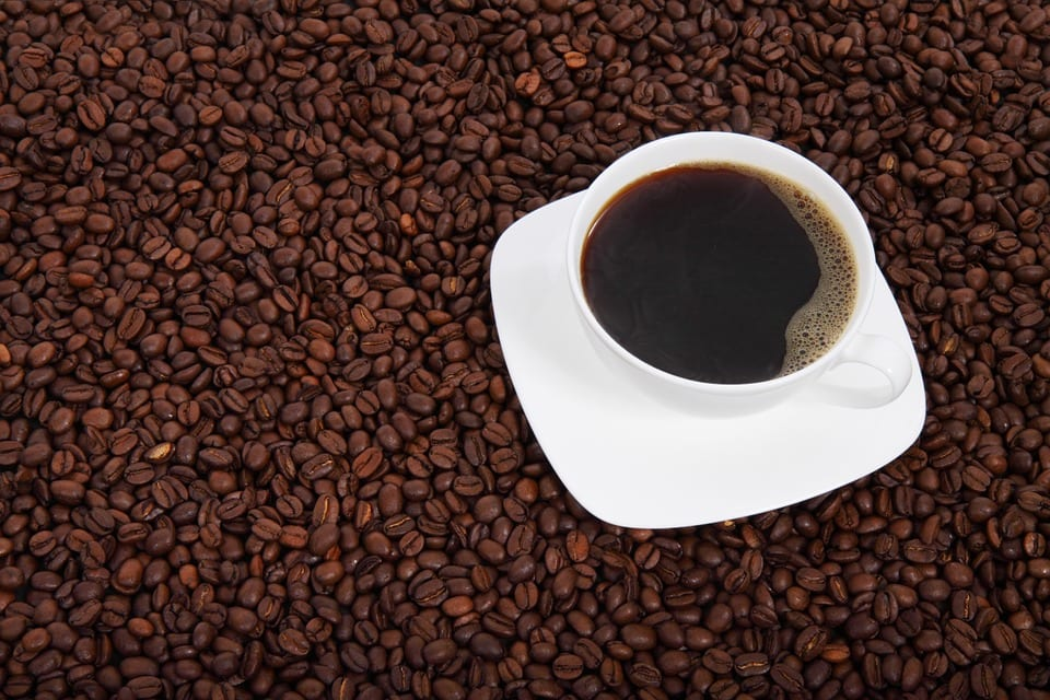 physical health benefits of black coffee