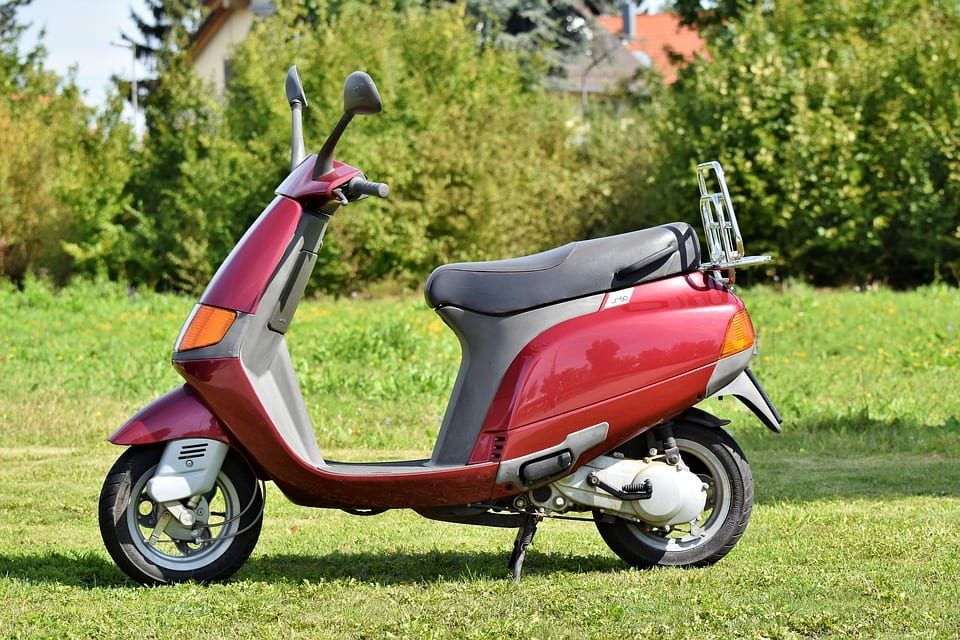 old scooty
