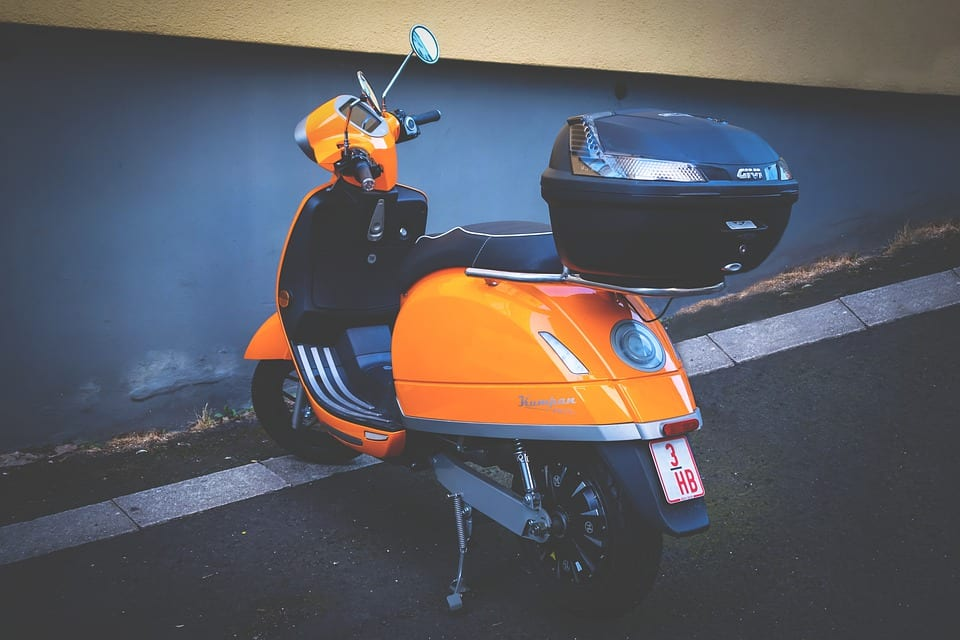second hand scooty near me