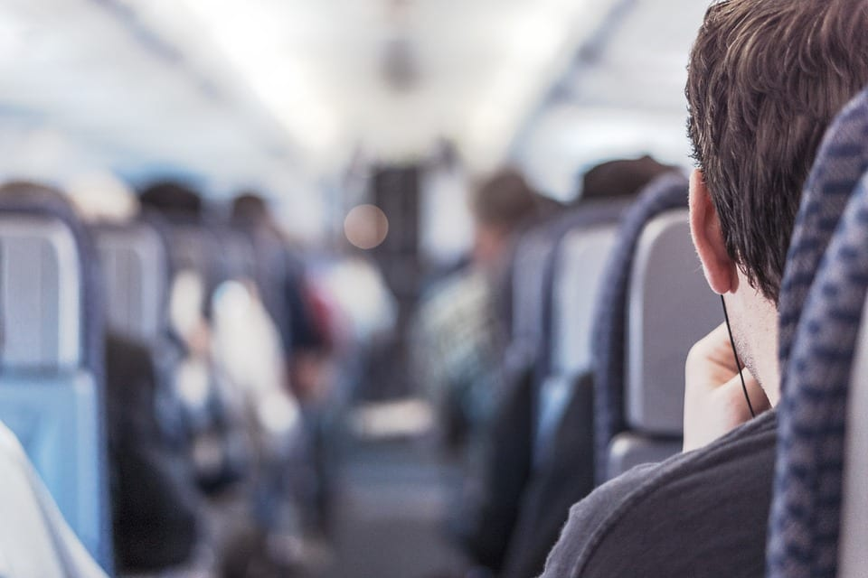 disadvantages of travelling by plane