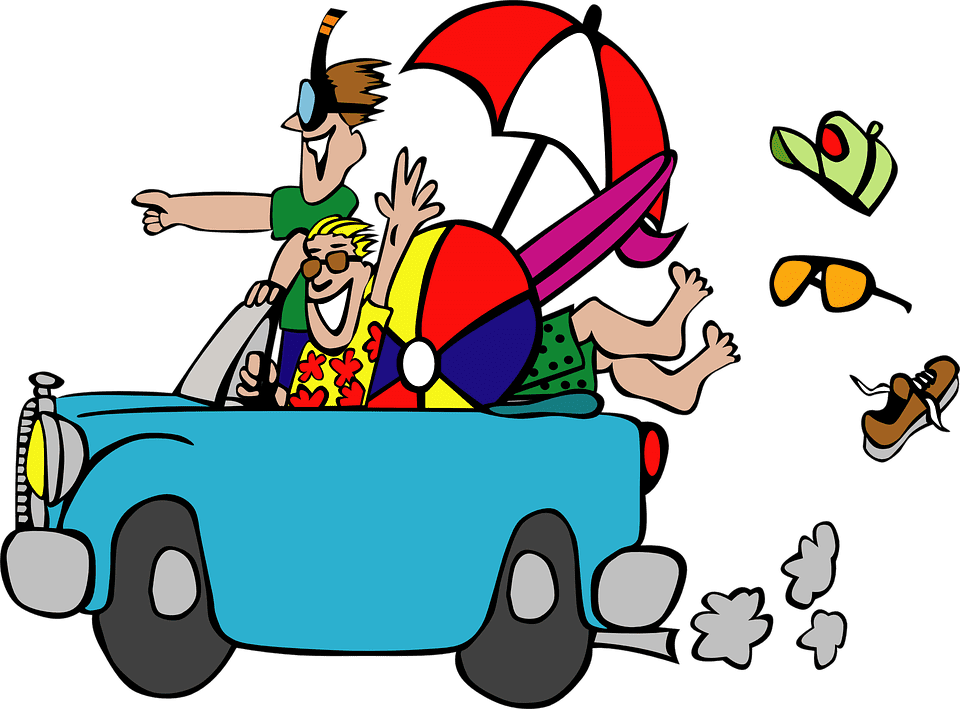 how to plan a road trip with friends