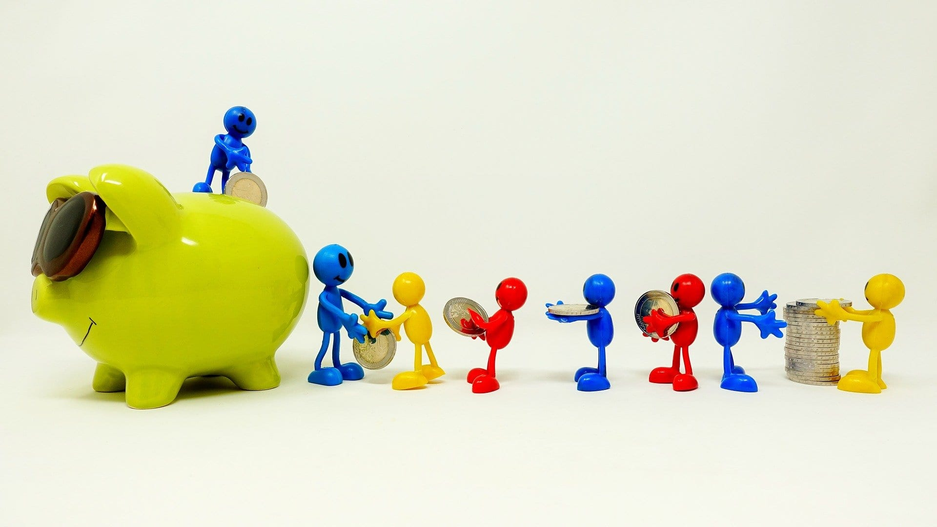 What are the benefits of depositing money in Bank