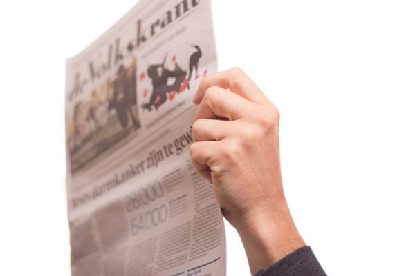 Advantages Of Reading Newspaper Articles Daily