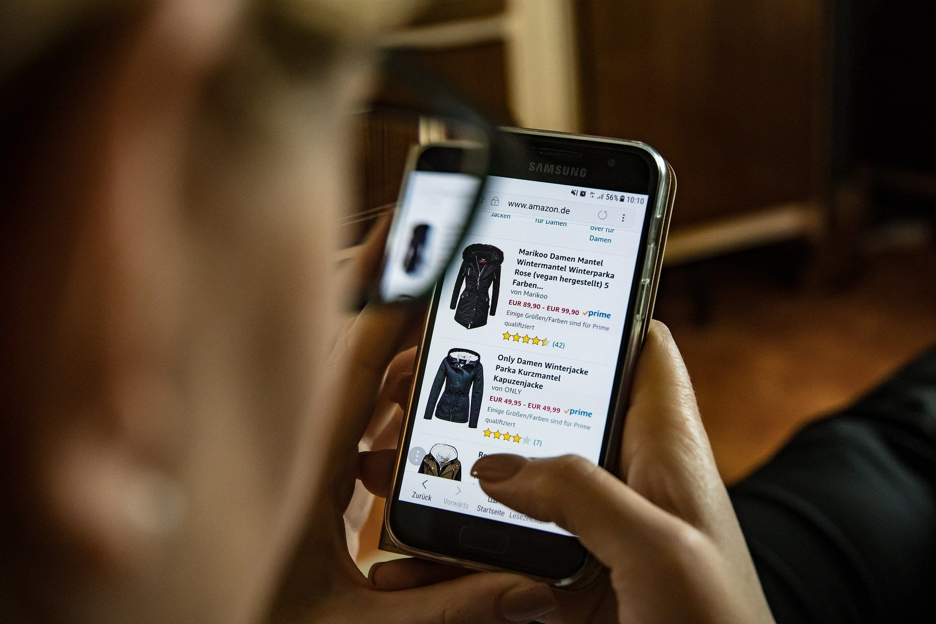 benefits of buying clothes online