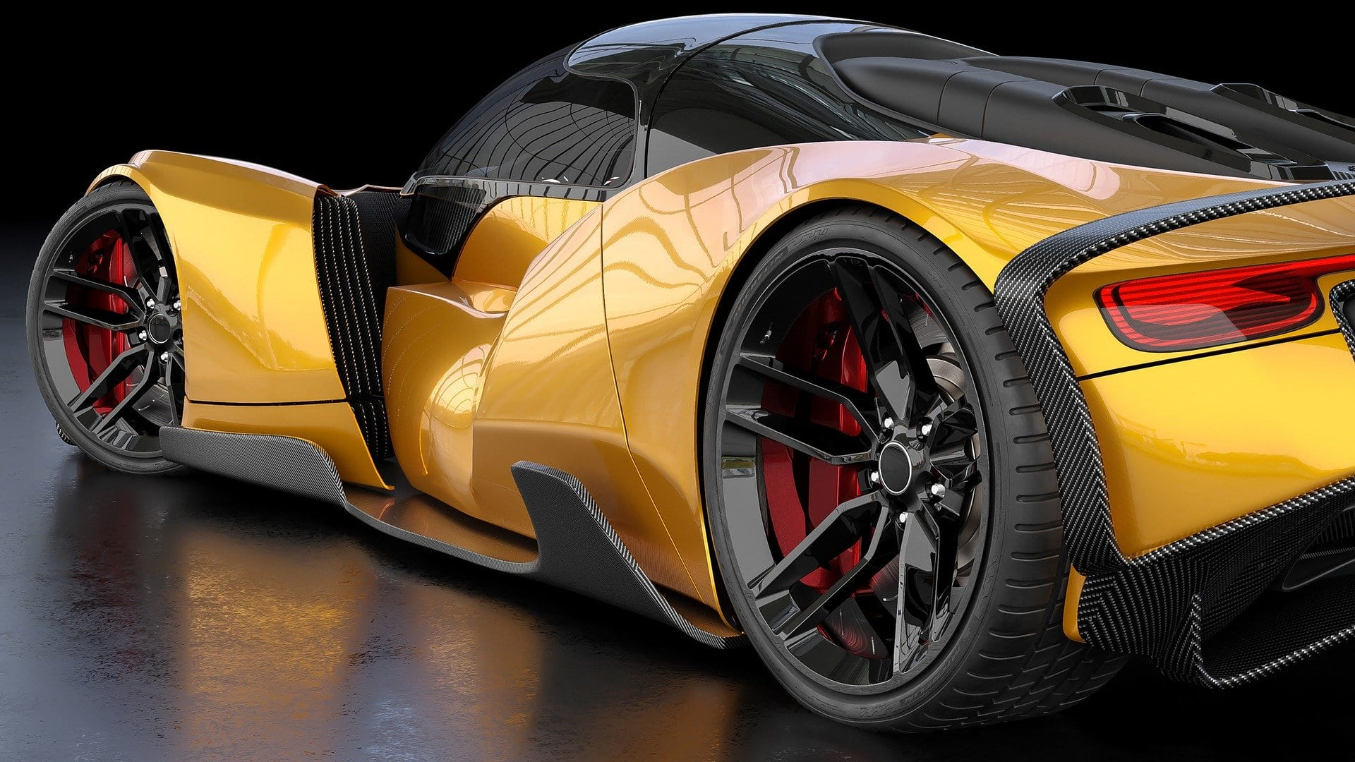Top 10 Coolest Cars in the World 2020