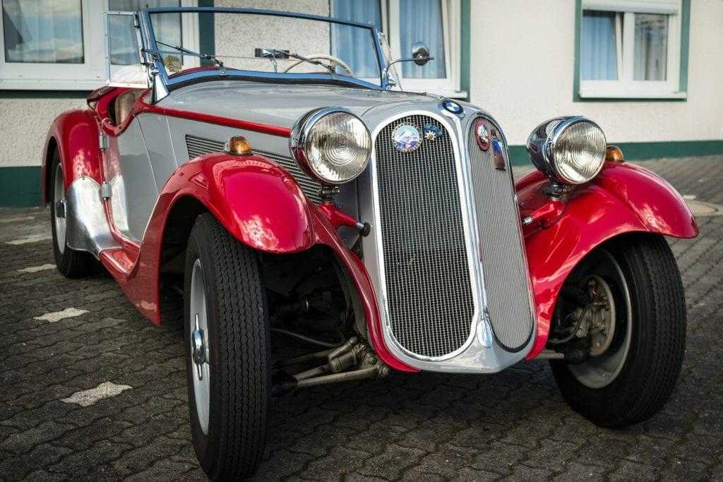 vintage car blog