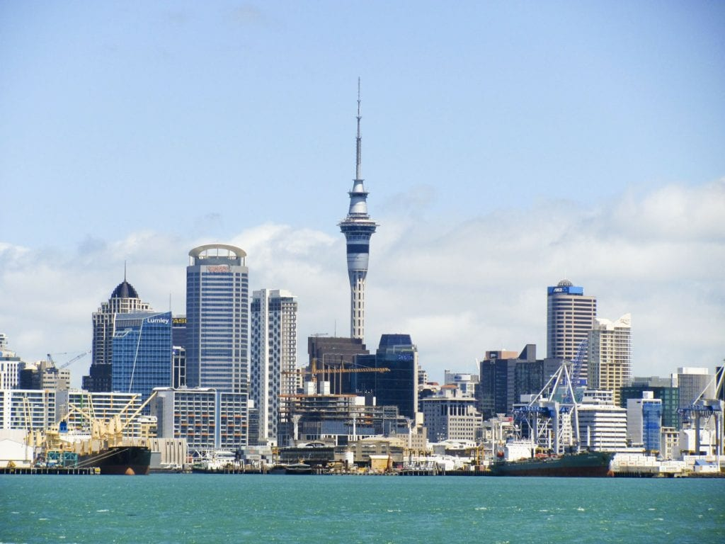 New Zealand - Top 10 Most Safest Countries in the World