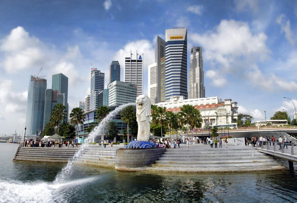 Singapore - Top 10 Most Safest Countries in the World
