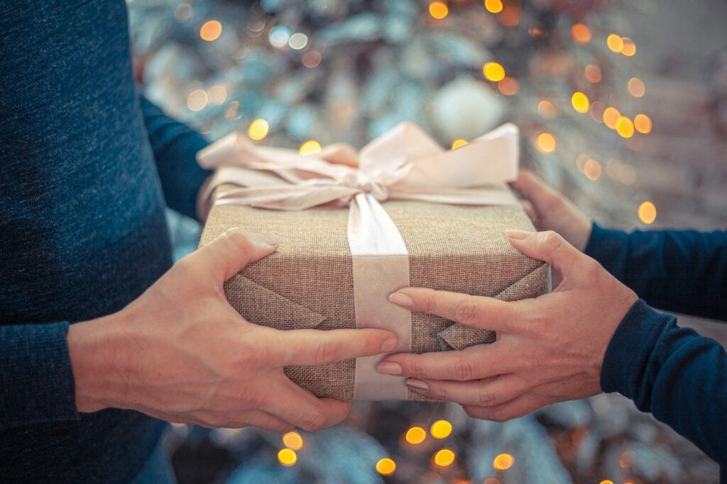 Surprise her with small gifts
