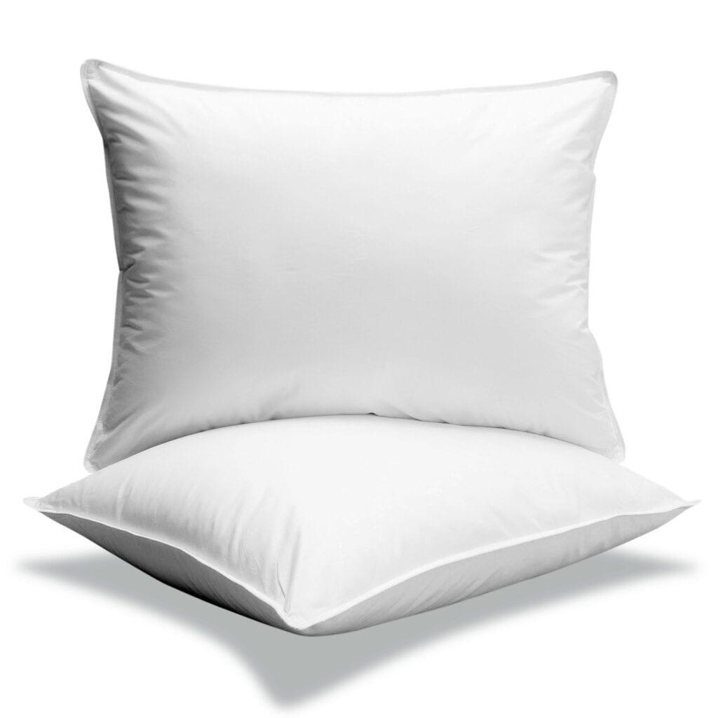 A comfortable small pillow