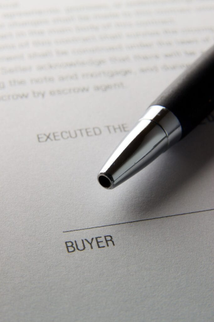Buying Certification