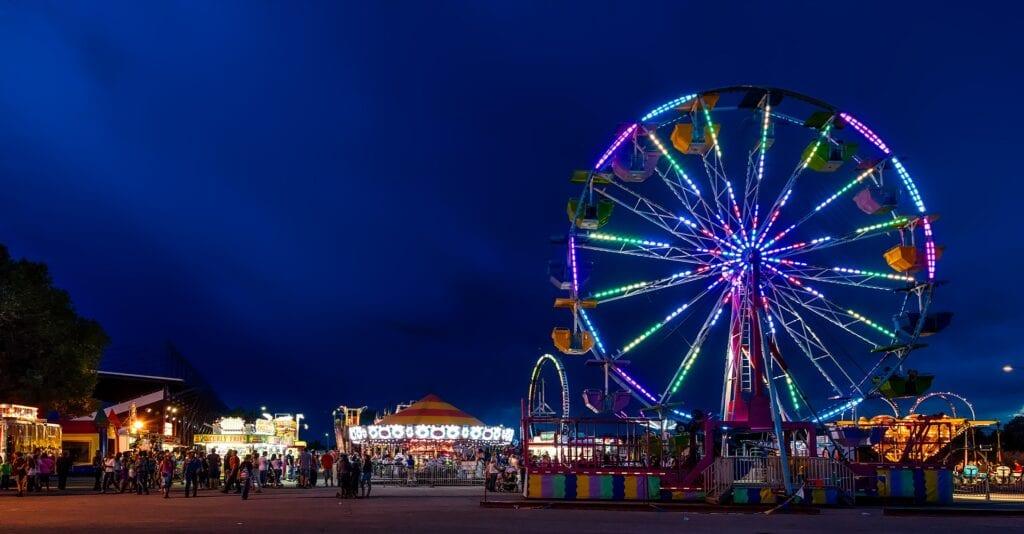 Go to a fair