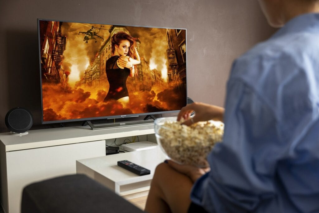 Movie or Binge Watching