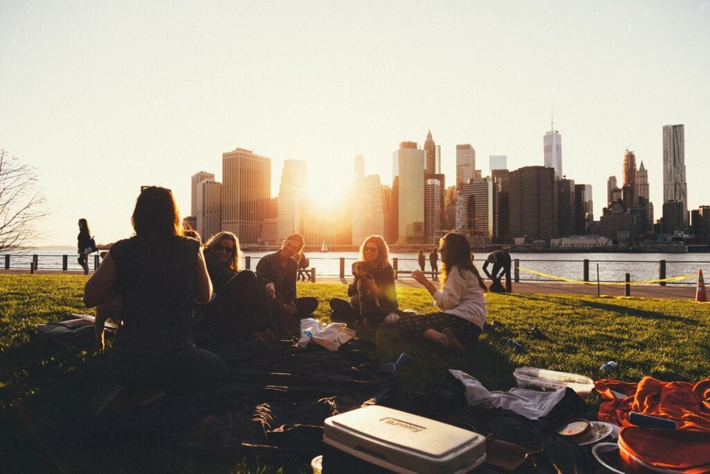 Some shareable things to make new friends
