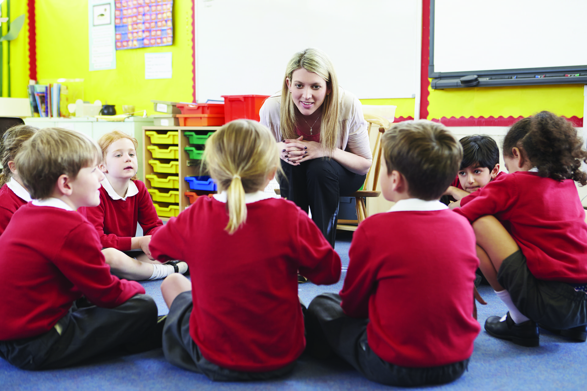 What are the Characteristics of a Professional Teacher?