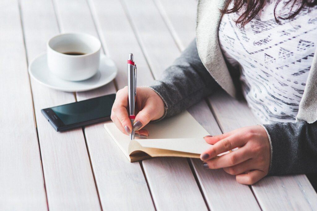 Keep writing practise