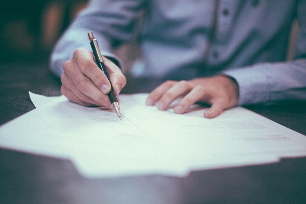 Prepare short or handwritten notes