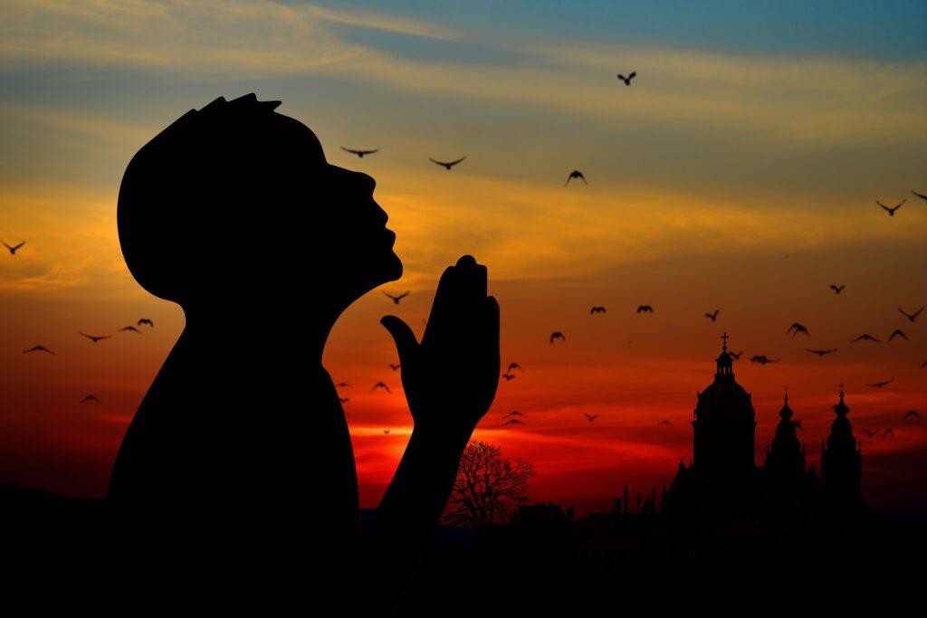 Prayer can keeps us healthy