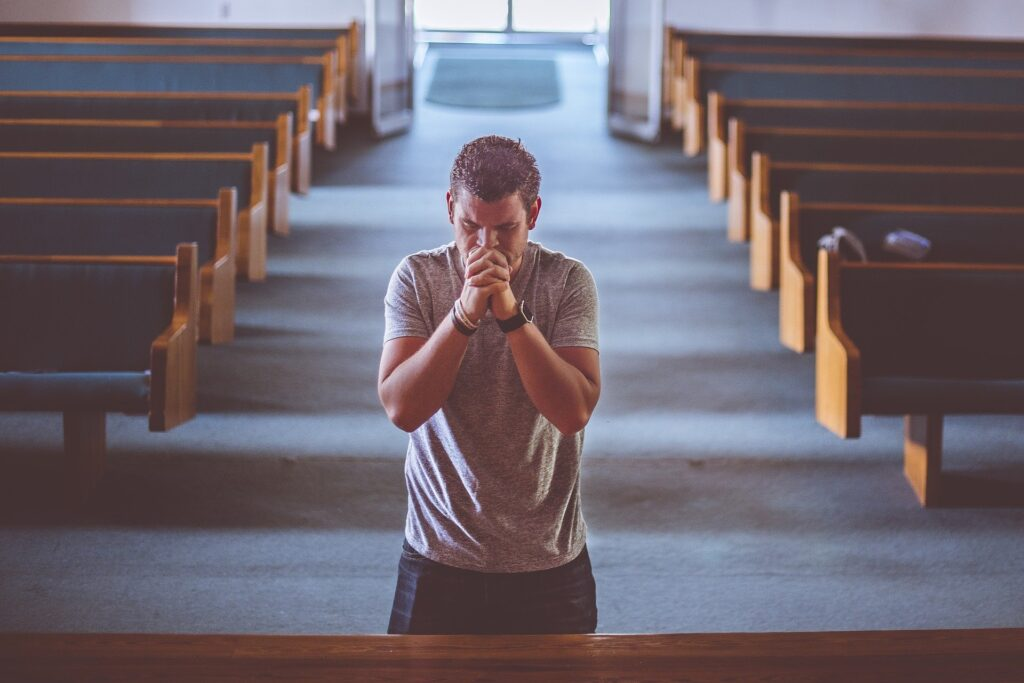 Prayer make us stronger