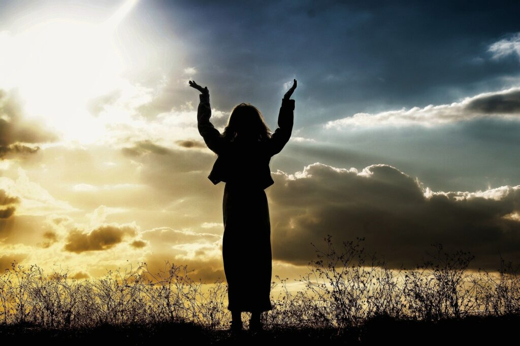 Prayer reduce our selfishness