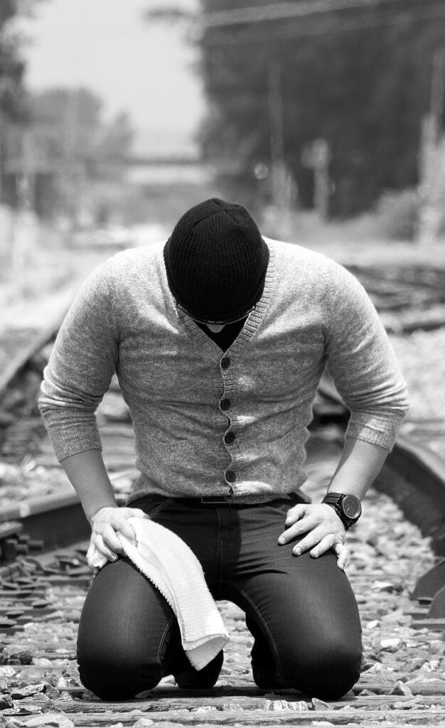 Prayer reduce stress