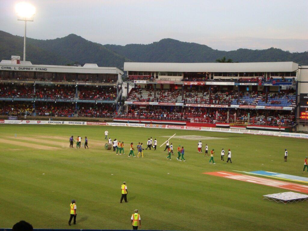Toss of cricket
