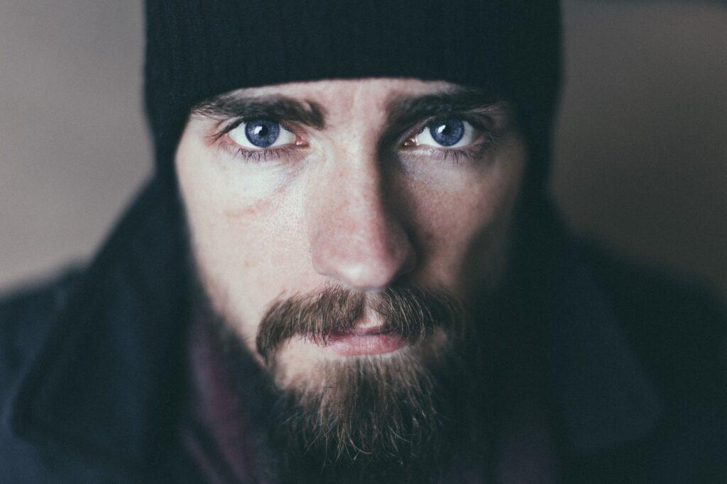 Beard keeps our skin Moist & Warm