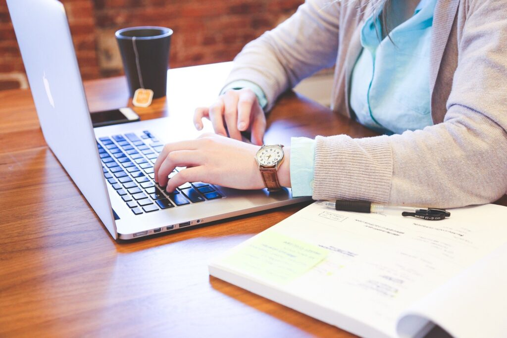Data entry and typing