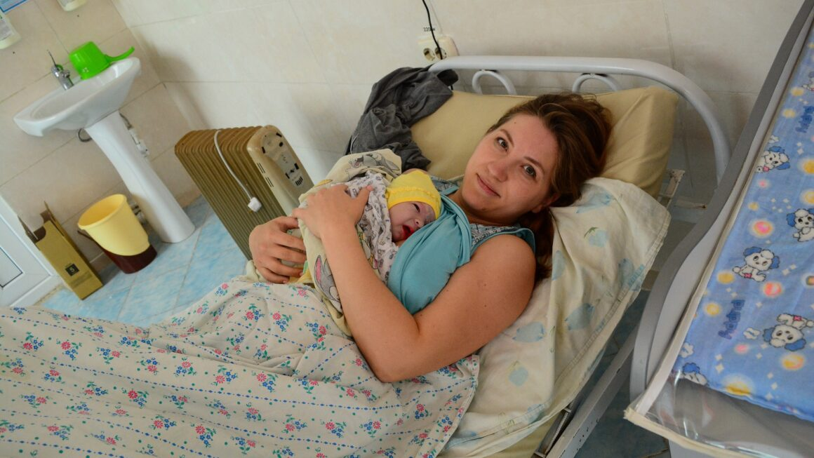 How Does It Feel When You Give Birth For The First Time?