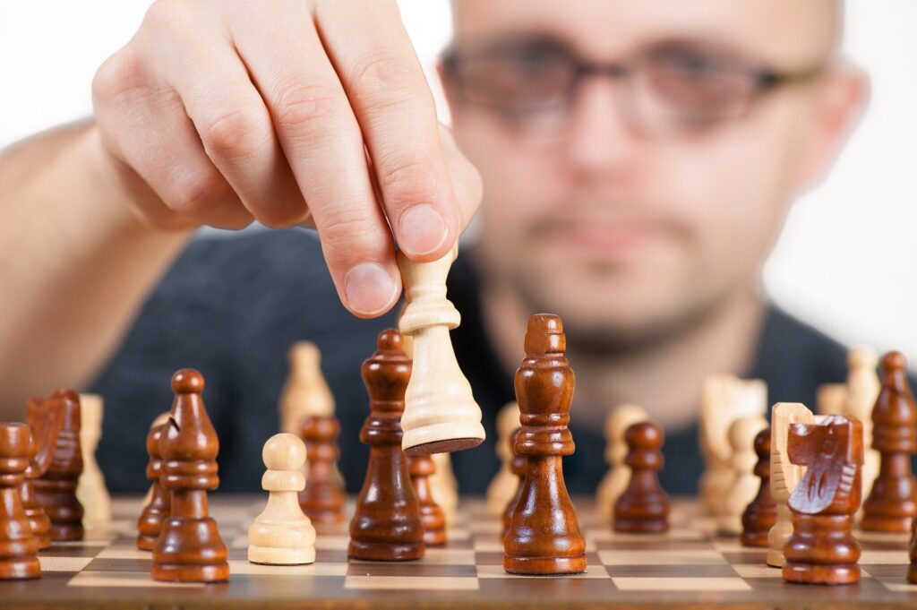 Play chess frequently