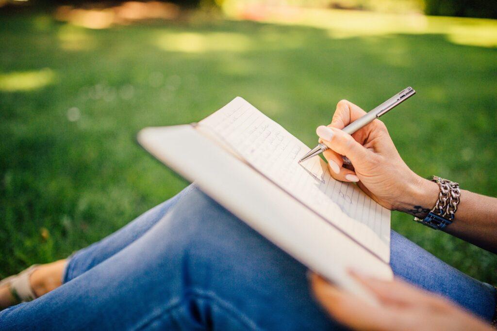 Write down key points
