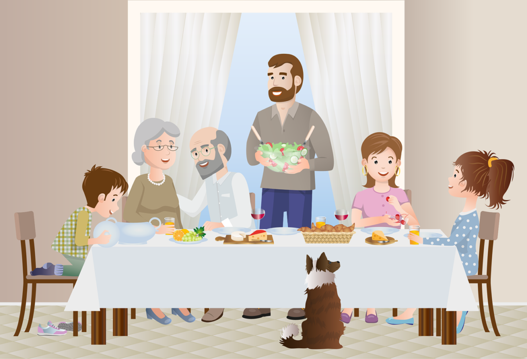 Short Story about Grandparents